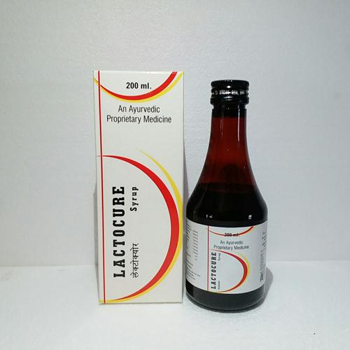 LACTOCURE syrups
