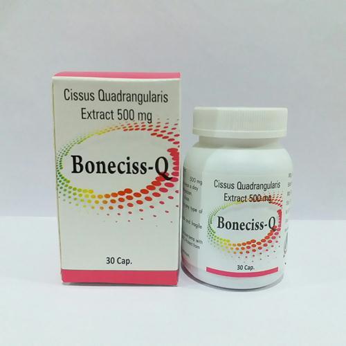 BONECISS-Q CAPSULES
