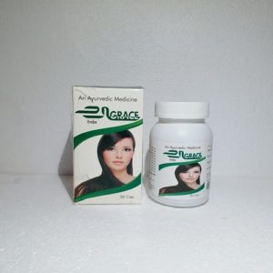 Ayurvedic Capsule for hair care